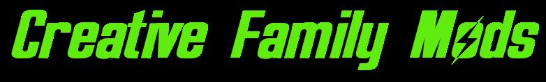 Creative Family Mods
